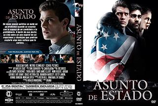 Affairs of State - Asunto de Estado - Cover DVD